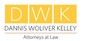 Dannis Woliver Kelly logo